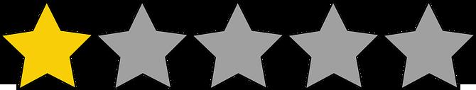 Classement 1 étoile(s)