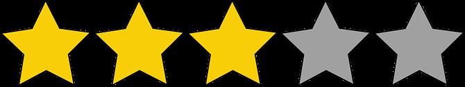 Classement 3 étoile(s)