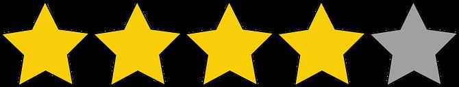 Classement 4 étoile(s)
