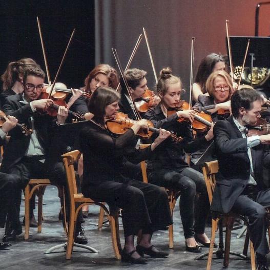 Orchestre symphonique des concerts nivernais