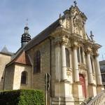 The chapel Ste Marie