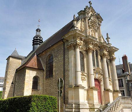 La chapelle ste marie office de tourisme de nevers et sa - Office de tourisme moustiers sainte marie ...