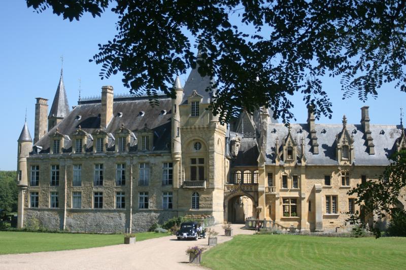 Chambres d'hôtes du Château de Prye